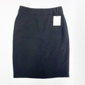 Calvin Klein NWT Black Pencil Skirt Size 4